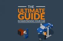 Ultimate Car Maintenance Guide - Infographic