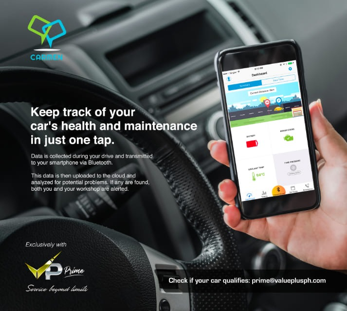 CARMEN Car Maintenance App