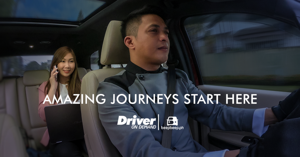 hiring a driver easier with driver on demand just book confirm and enjoy the ride.