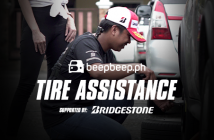 beepbeep.ph partnering with Bridgestone Philippines for better expert class tire servicing for beepbeep.ph mechanics