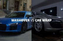 Washover VS Car Wrap