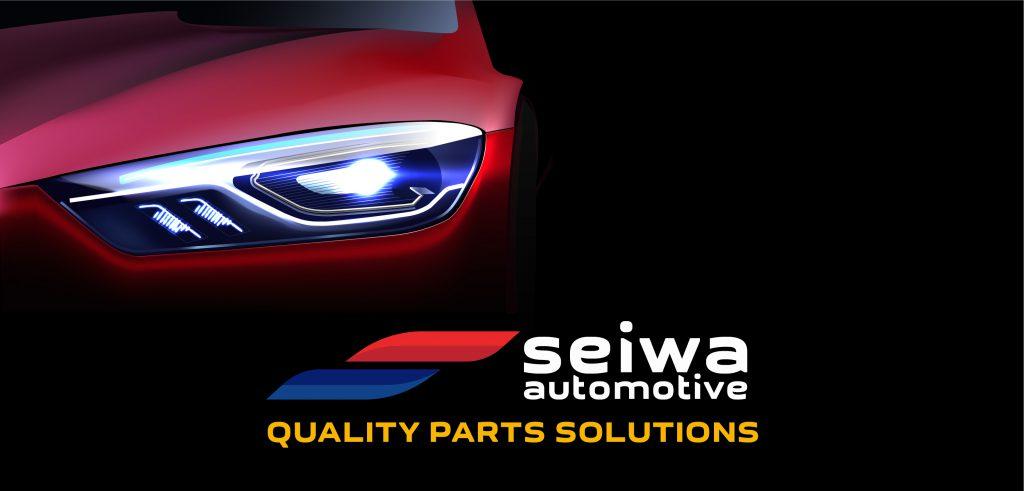 seiwa automotive parts banner poster quality genuine parts