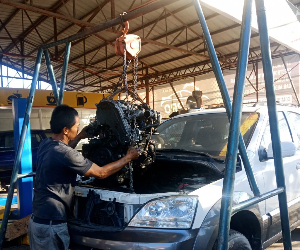 mandaue car shop fix pro autocare engine repair all around maintenance