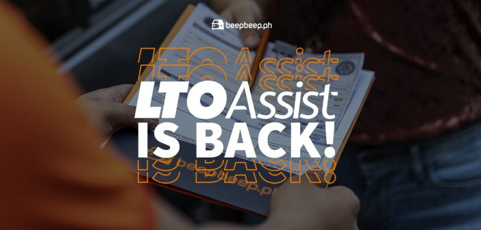 lto assist is back registration renewal from home covid safe fast convenient