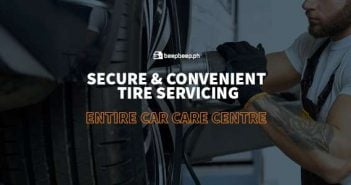 entire car care centre in quezon city tires servicing balancing