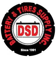 dsd tires and battery supply makati logo