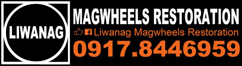 liwanag magwheels restoration manila mags wheels complete makeover