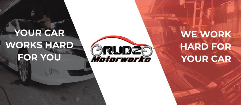 rudz motorworks logo pateros all rounder shop complete repair complete makeover