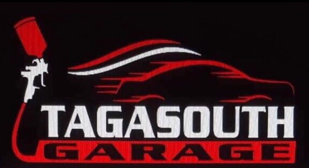 tagasouth garage las pinas logo paint and collision repair scratches dents complete makeover