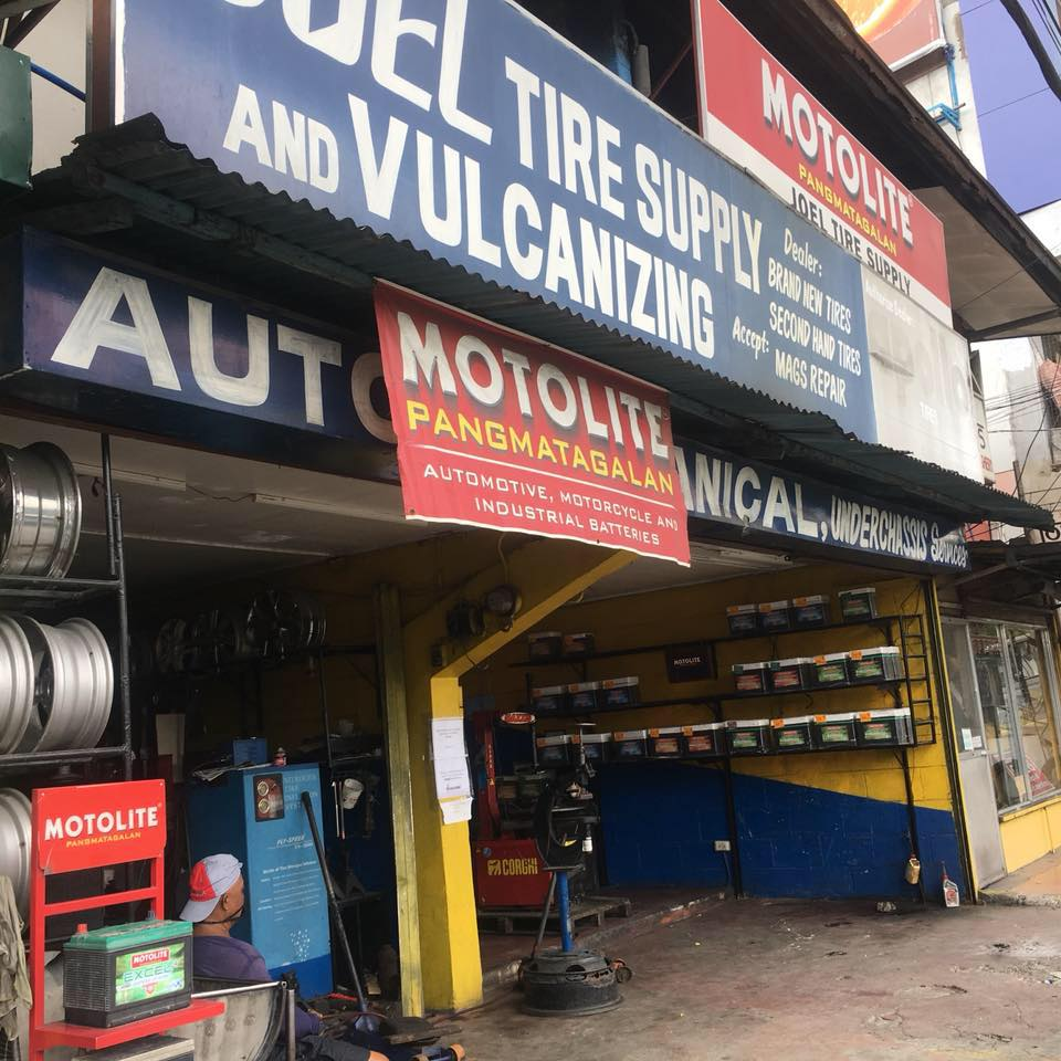 joel tire supply and vulcanizing quezon city katipunan trusted noteworthy reliable