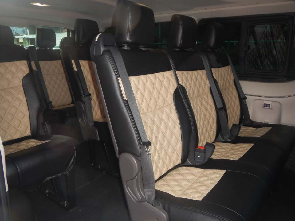 Road Trip upholstery davao seats covers steering wheel luxurious