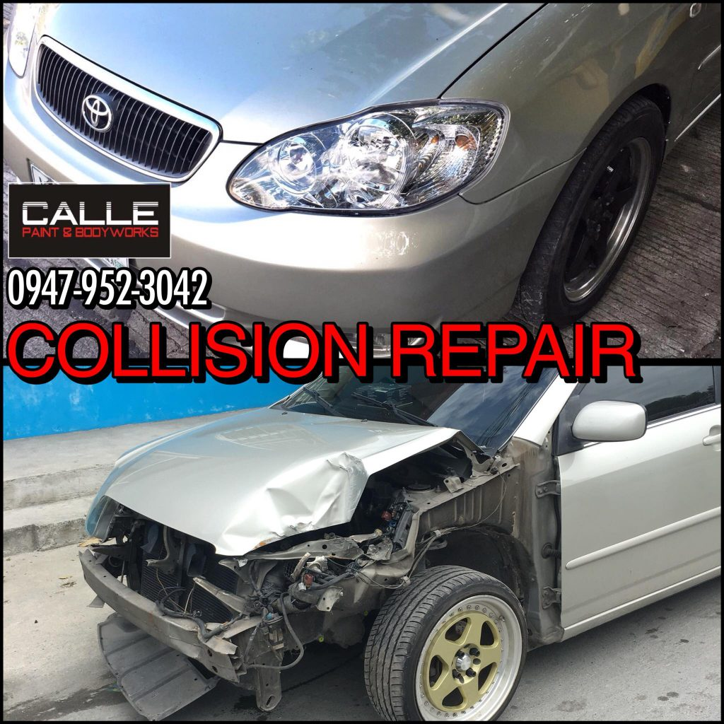 Road Trip collision repair aesthetic beautiful flawless dent repair scratches like new calle auto shop