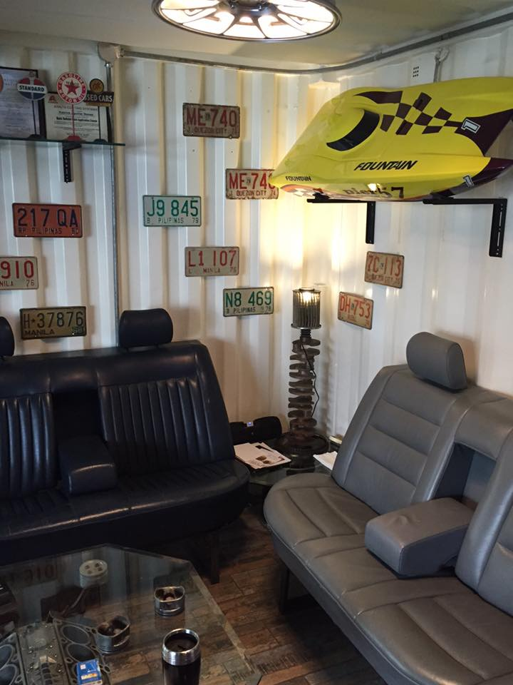 Monkey Wrench - Best Car Shop Lounges