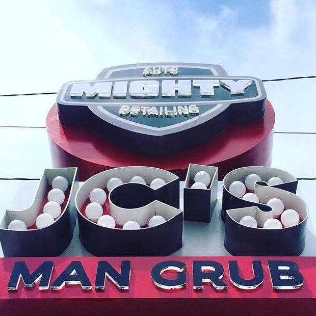 Mighty Auto Detailing - JCs Man Grub - Best Car Shop Lounges